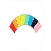 MGL - Sổ Ghi Nhớ K-Color - 70781 (Mẫu Nhiều Màu Giao Ngẫu Nhiên)
