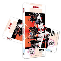 Bookmark EXO 62pcs mới
