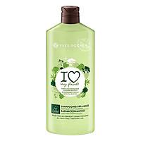 Dầu Gội Bóng Mượt Tóc Yves Rocher Ecolabel Radiance Shampoo Thích Hợp Cho Mọi Loại Tóc (300ml)