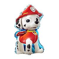 Bong bóng hoạt hình chó Paw Patrol (Chó Marshall)