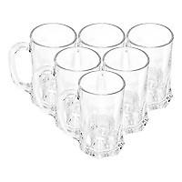 Bộ ly 6 cái Union Glass 139 Ly quai 325 ml  không ngã màu,  sản xuất Thái Lan