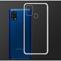 Ốp Lưng Điện Thoại Samsung Galaxy M31 - 01301 - Ốp dẻo trong - Hàng Chính Hãng