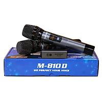 Micro Không Dây Guinness M-810D Hàng Chính Hãng