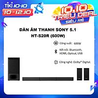 Dàn âm thanh Soundbar Sony 5.1 HT-S20R//C (400W) - Hàng chính hãng
