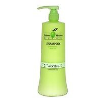Dầu gội Chihtsai Volume Moisture Olive Shampoo siêu mượt tóc khô 1000ml