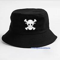 nón Luffy, nón bucket luffy one piece, mũ tai bèo đảo hải tặc phản quang, mũ rộng vành