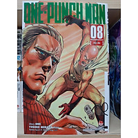 One Punch man - Tập 08