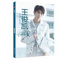 Album ảnh Photobook A4 Vương Tuấn Khải TFBoys