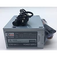 Nguồn Máy Tính X-TECH TM-550S 500W 24 Chân  - Hàng Chính Hãng