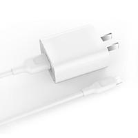 Bộ cốc sạc nhanh kèm theo dây Micro, Type C sạc nhanh 3.0, có chip thông minh bảo vệ mạch điện thoại HOGUONO3