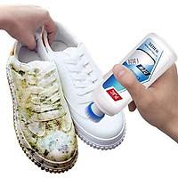 Nước Tẩy Sạch Trắng Giày Dép, Túi Xách Dạng Cọ Đánh Bay Vết Bẩn