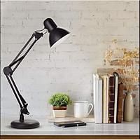 Đèn bàn, đèn học, đèn làm việc FLORET chống cận thị bảo vệ mắt - kèm bóng LED chuyên dụng.