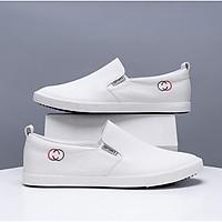 Giày lười nam - Slip on nam da - Mã A2195