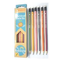 Bút chì đen HB - Rainbow Elephant (1 Hộp)