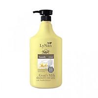 Sữa tắm sữa dê LyNan hương vani - Nhập khẩu chính hãng