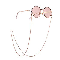 Simple Snake Bone Glasses Chain Hanging Neck Anti-falling Sunglasses Eyeglass Cord Necklace