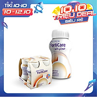 Sữa FortiCare hương cappuccino (lốc 4 chai)