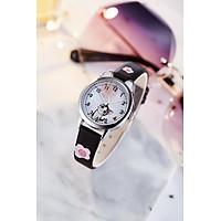 Đồng hồ thời trang trẻ em mặt mèo xinh xắn PKHRTE005