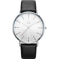 Đồng hồ nam chính hãng Shengke K8066G-02 Đen