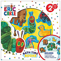 The World of Eric Carle: Bath Time Book