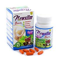 Viên uống giảm cân căng da mặt chiế xuất thảo dược học viện quân y Newslim ( 30 viên/hộp)