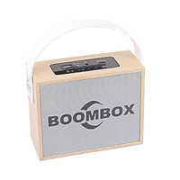 Loa Bluetooth Kiêm Karaoke Mini 2Good BoomBox - Hàng Chính Hãng