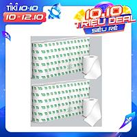 Combo 20 cuộn Giấy vệ sinh PLENTY, 2 Lớp, 200 Tờ/cuộn