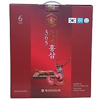 Nước Hồng Sâm Nhung Hươu Linh Chi 365 (70ml*60 gói)