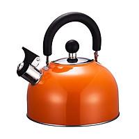 Ấm đun nước bếp từ Faster 2.5L màu cam