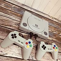 Máy chơi game tích hợp 600 trò chơi cổ điển, kết nối tivi, hình ảnh sắc nét, âm thanh sống động.