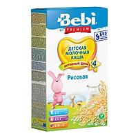 Bột Ăn Dặm Bebi Cao Cấp Lùa Mì Sữa Cho Bé Từ 4 Tháng Trở Lên