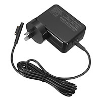 AU PLUG 5V 1.6A 24W Adapter Power Supply Charger For Microsoft Surface Pro 4 (Core M3) Black