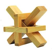 Giải đố gỗ Wood puzzle -  Đồ chơi thông minh trí tuệ