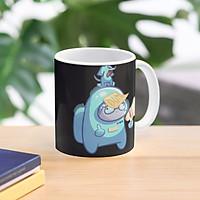 Cốc ly sứ quà tặng đồ uống trà cà phê Among Us