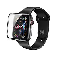 Dán cường lực Apple Watch Nillkin 3D AW+ Full màn hình - Hàng Nhập Khẩu
