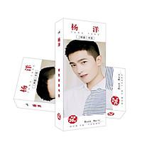 Bookmark Dương Dương hộp ảnh 36 tấm đánh dấu trang in hình tặng thẻ Vcone