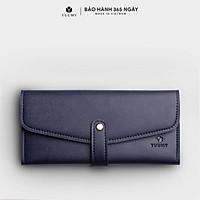 Ví nữ cầm tay dáng dài YUUMY Seasand YUUMY YV47 phong cách hiện đại nhiều ngăn đựng tiền, thẻ card
