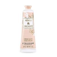 Kem dưỡng da tay Hoa Cam và Lan L'Occitane N'eroli & Orchidee 30ml
