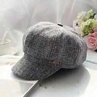 Mũ nón nồi, beret nữ phong cách ÂU-MỸ - bát giác