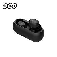 Tai Nghe Bluetooth Không Dây QCY T1C 5.0 Kiểu Dáng Thể Thao Siêu Nhỏ Dành Cho Apple/Android - Màu Đen
