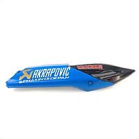 Ốp pô dành cho xe Winner 150 (xanh dương)