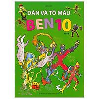 Dán Và Tô Màu Ben 10 - Tập 8