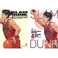 Slam Dunk - Deluxe Edition Tập 4 [Tặng Kèm Bìa Áo]