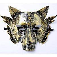 Mặt nạ ma sói - Mặt nạ hóa trang haloween ( nguyenhuyen9916 )
