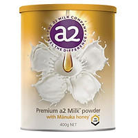 A2 Milk Powder Manuka Honey 400g