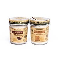 Combo 2 loại Bột Cám Gạo 125g và Bột Đậu Đỏ 125g  UMIHOME hữu cơ, dùng tẩy da chết và làm sạch da hiệu quả