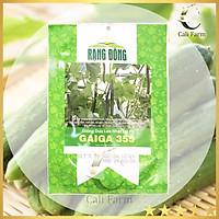 Hạt Giống Dưa Leo Nhật Lai F1 GAIGA 355 gói 0,5gr Dễ trồng, Ăn rất ngon