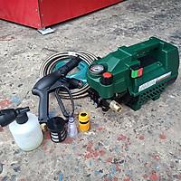 Máy phun xịt rửa xe gia đình áp lực cao AWA áp lực 2800W có chĩnh áp - động cơ từ 100% dây đồng