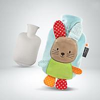Túi chườm Quà tặng trẻ em Fashy Germany hình Thỏ Holly
