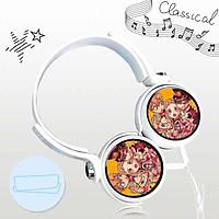 Tai nghe Jibaku shounen hanako-kun anime chibithiết kế thông minh cá tính cắm dây có mic